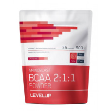 LevelUp BCAA Powder 500г