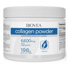 BioVea Collagen Powder 6600мг 198г