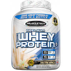 Muscletech 100% Whey Protein Plus 2267г