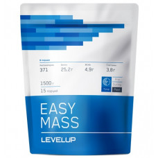 LevelUp Easy Mass 1500г