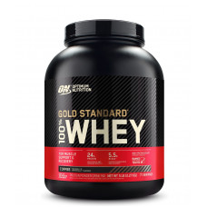Optimum Nutrition 100% Gold Standard Whey 2270г
